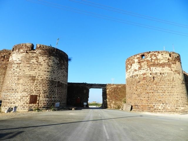 Grandeur of Lakhpat Fort