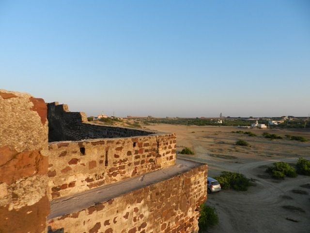 Inside view of Lakhpat