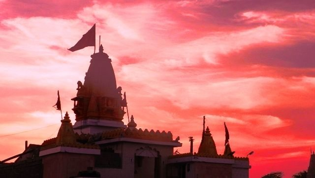 Koteshwar Temple at Dawn