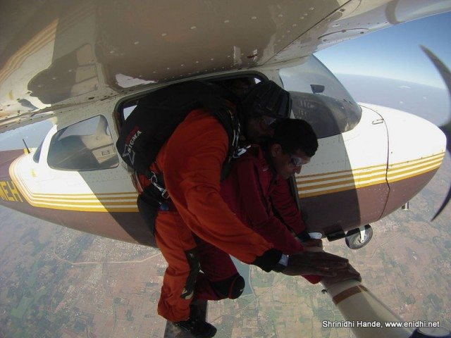 Moving out of the plane