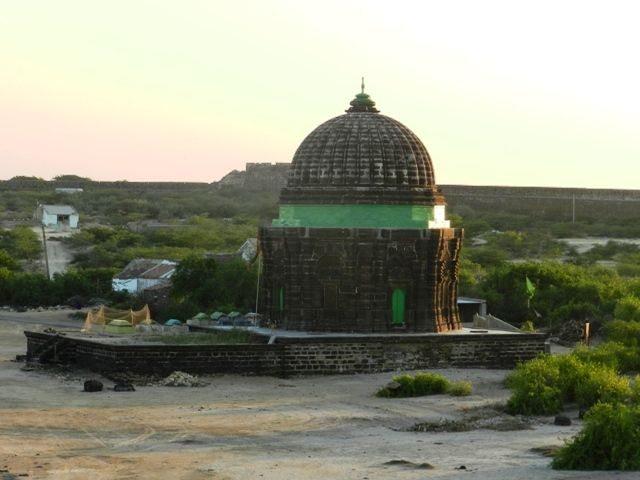 Pir Ghaus Muhammed Tomb