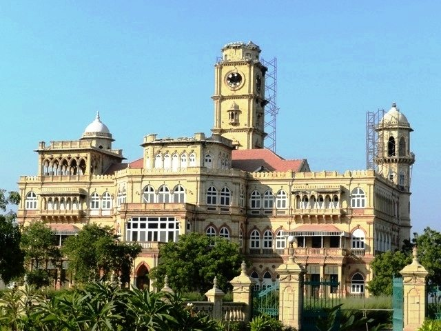 Wankaner Palace