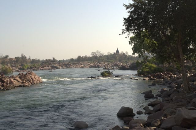 Alongside Betwa