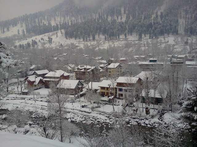The Beautiful Pahalgam City