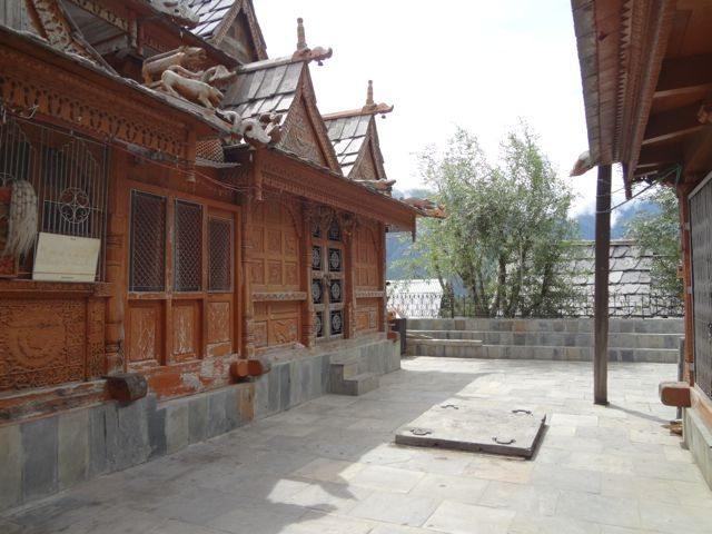 Hindu Temple- Kalpa