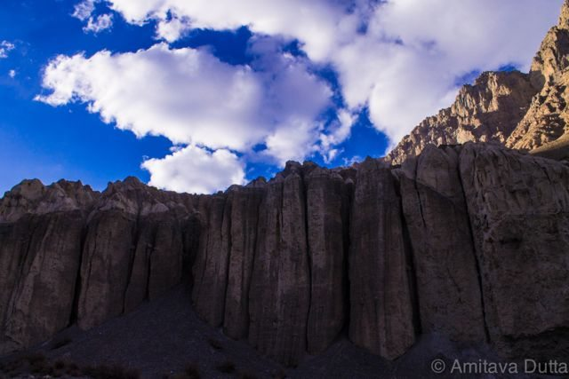 Chiselled beauties at Spiti, the land far far away