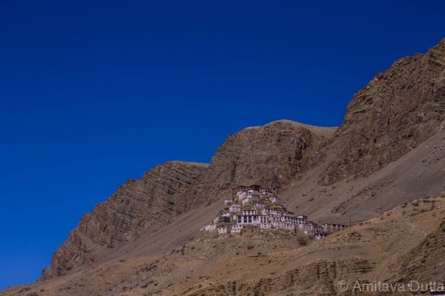Kee Gompha; 14,000 feet and Thousand years