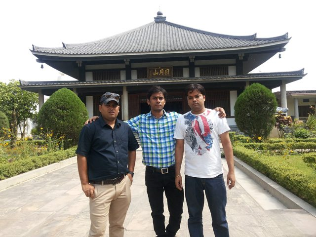 Japanese Temple Sarnath