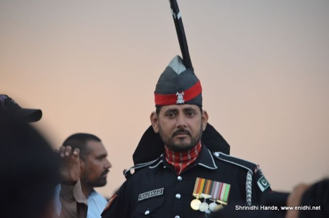 Naushad pakistani ranger