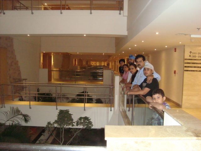 Our extended family at Savoy Suits in Manesar, Gurgaon.