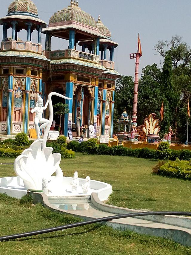 Sri Rukhmani Balaji Temple at Balajipurum (Near Betul) on NH 69