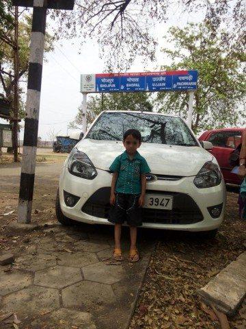 At Highway treat Bhimbethka