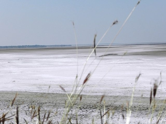 White Desert near India Bridge