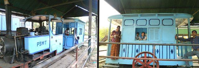 राष्ट्रीय रेल संग्रहालय का मुख्य आकर्षण Patiala State Monorail System