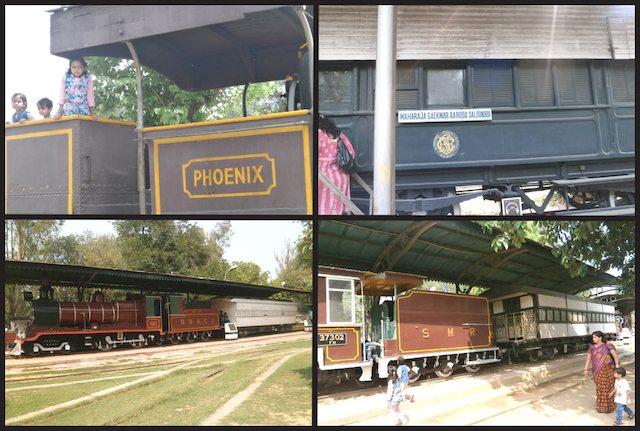 राष्ट्रीय रेल संग्रहालय में प्रदर्शित कुछ अन्य आकर्षण
