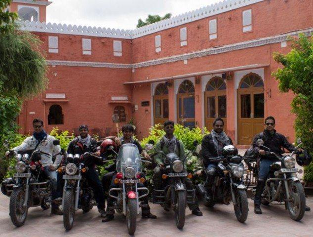 Bikaner-starting for Jaisalmer