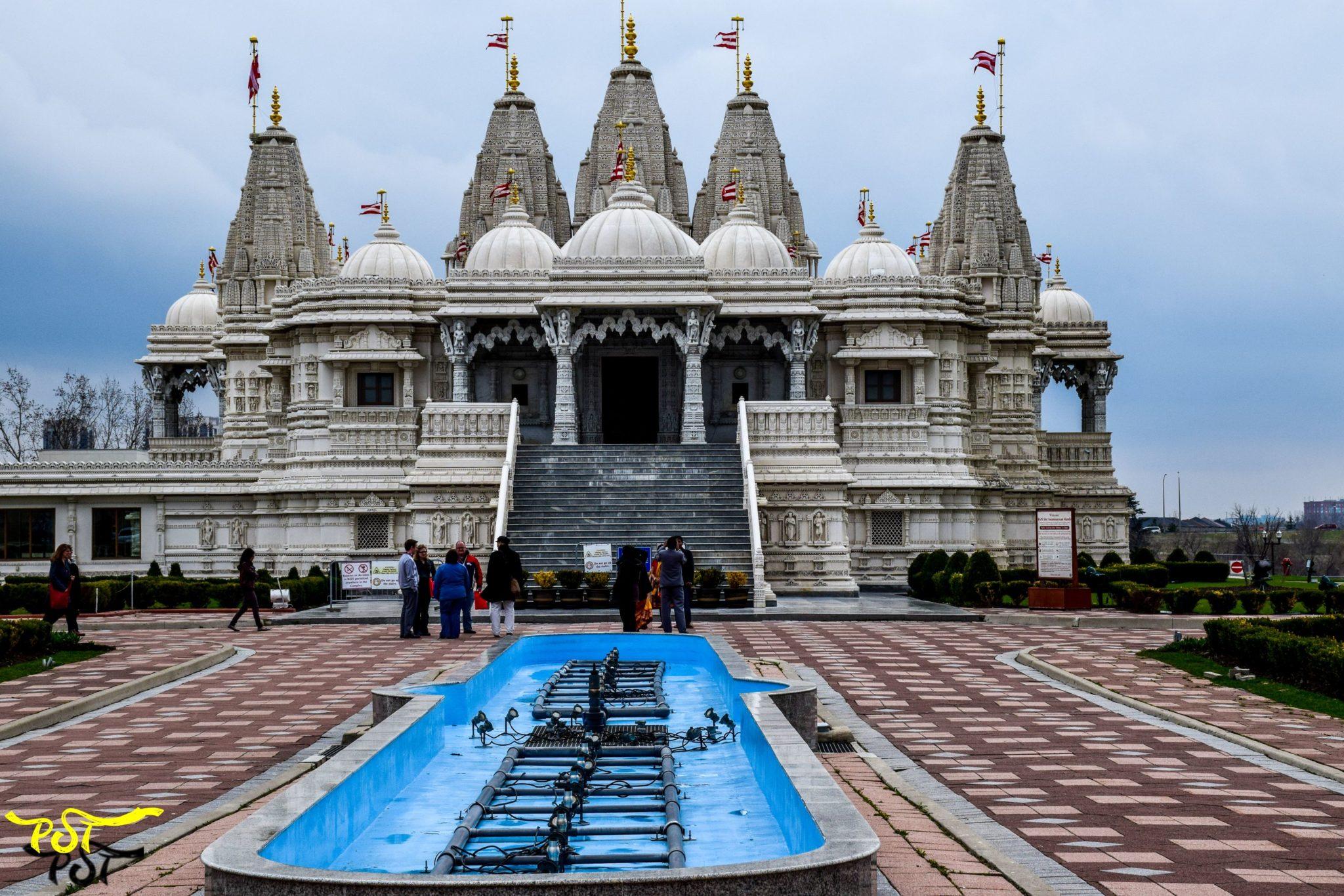 Beautiful Swamy Narayan Temple