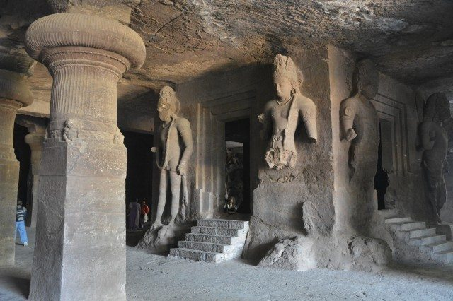 Gharapuri - in Cave 1