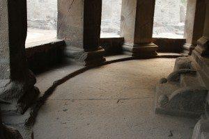 Pillars of outer Mandap
