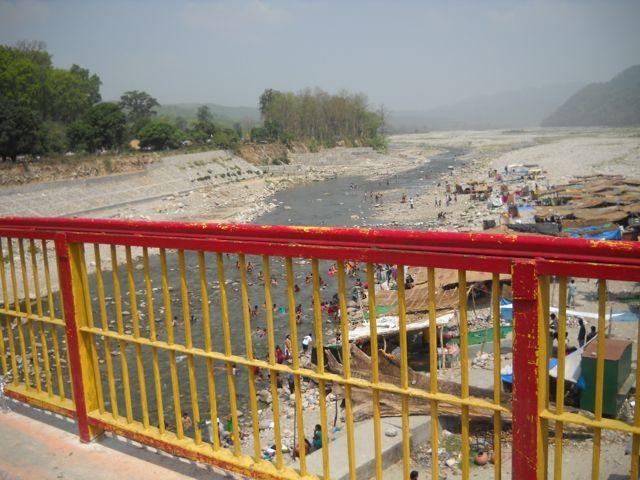 Beautiful View of Kosi River