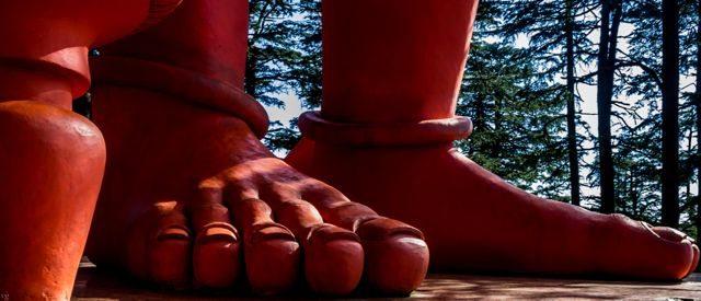 Jakhoo Hanuman-Shimla