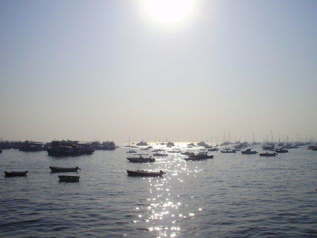 Morning Sea..