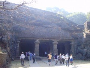 Gharapuri - Cave Entrance