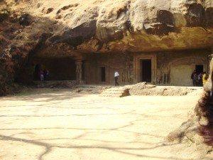 Gharapuri - Cave 3