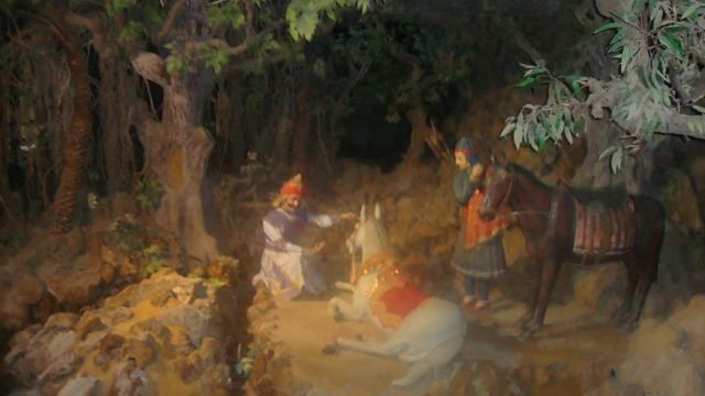 Model at Haldi Ghatti Museum