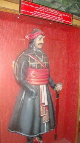 Statue of Maharana Pratap