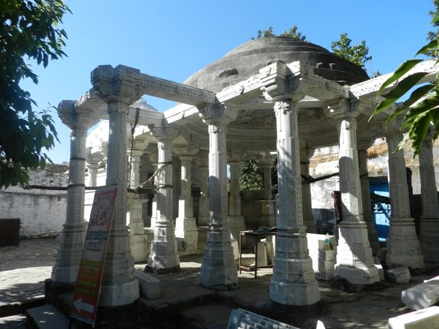 Achalgarh Temple Complex at Ruins