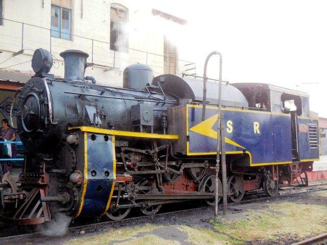X-Class steam locos of Nilgiri Mountain Railway (NMR)