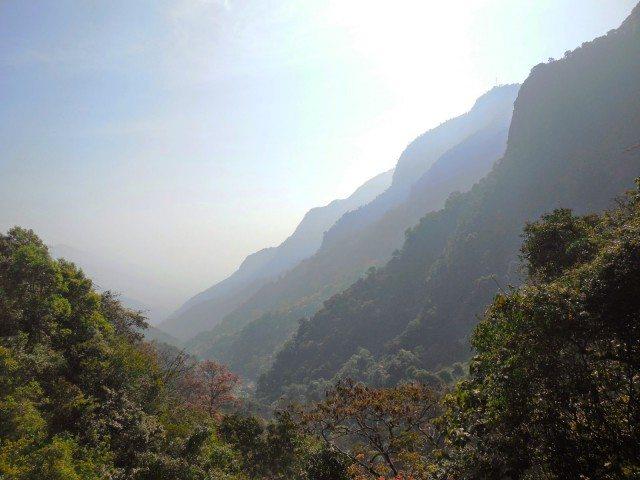 Beautiful valley in Nilgiri Hills