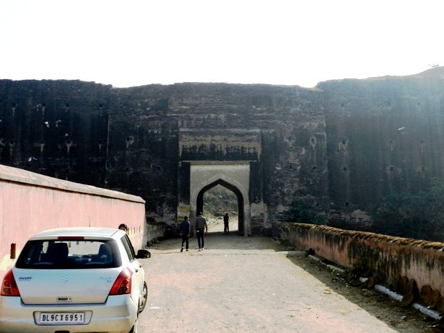 Entry to Deeg Fort