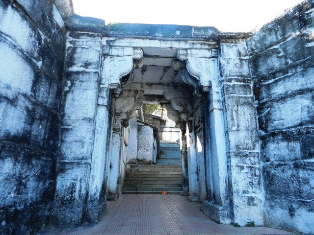Entry to Jain Temple