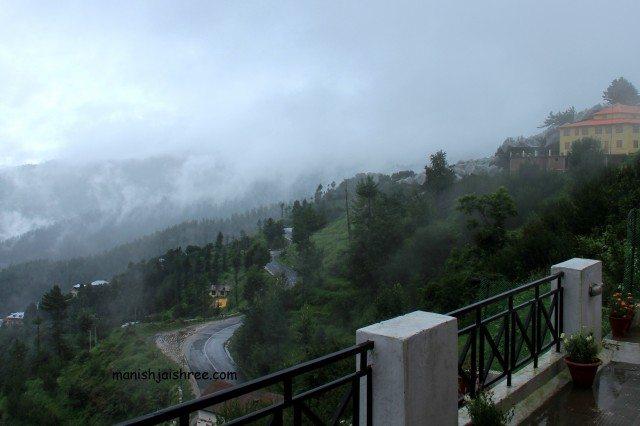 Matiana, HP in Monsoon