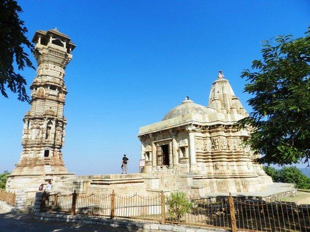 Kirti Stambh & Jain Temple