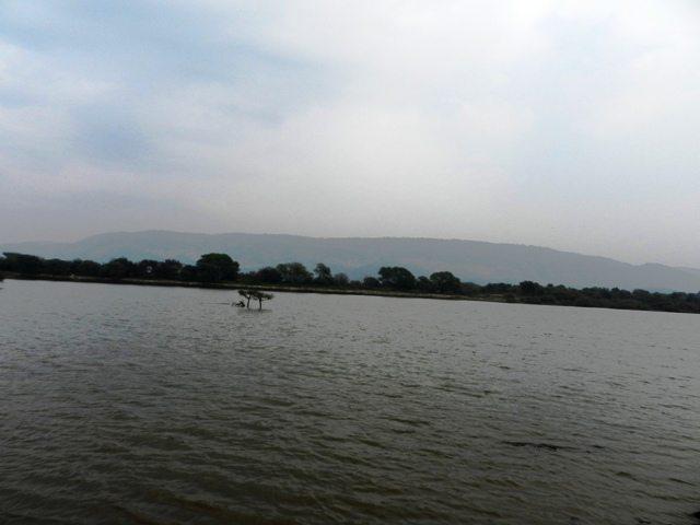Lake inside the Sanctuary