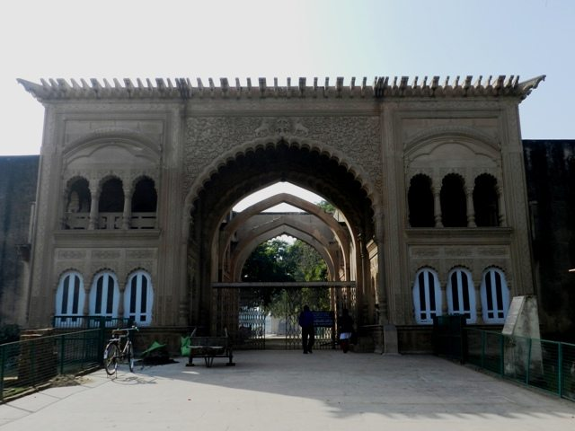 Magnificent Entry of Deeg Palace