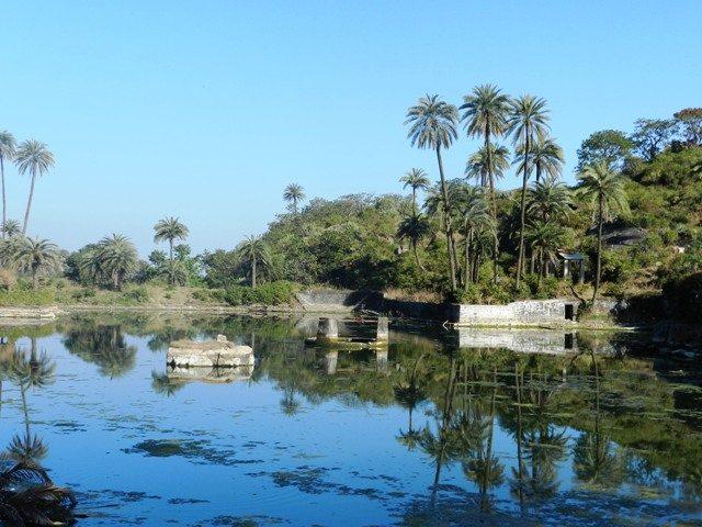Mandakni Lake