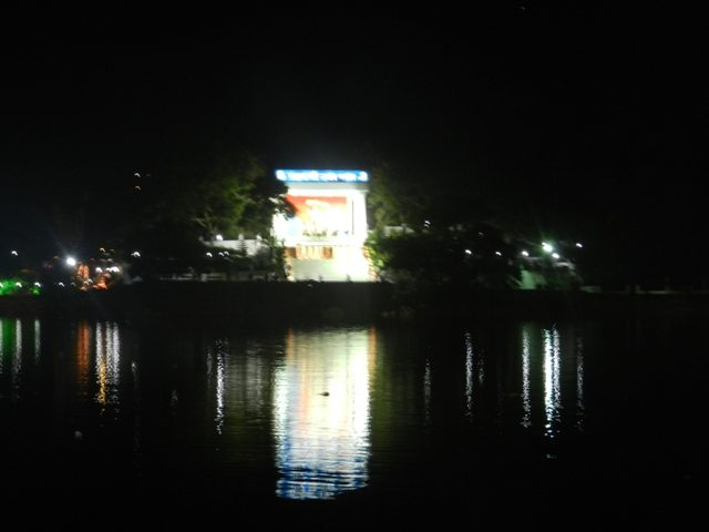Nakki Lake Night View