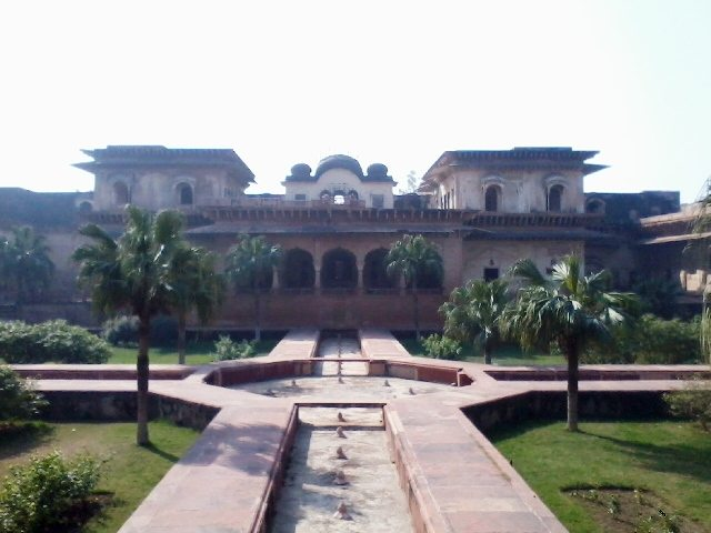 Old Deeg Palace