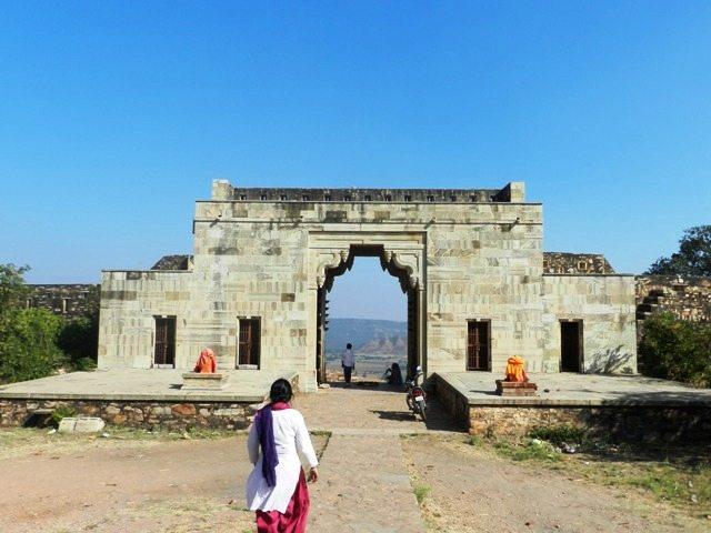 Original Main Gate