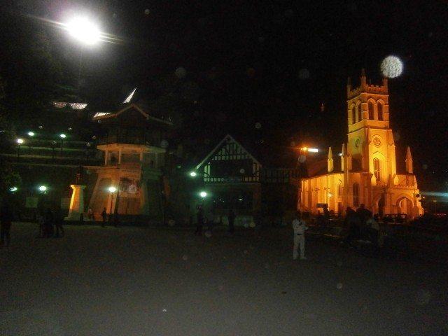 चर्च...शिमला की पह्चान