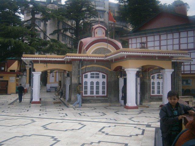 काली बाड़ी मंदिर