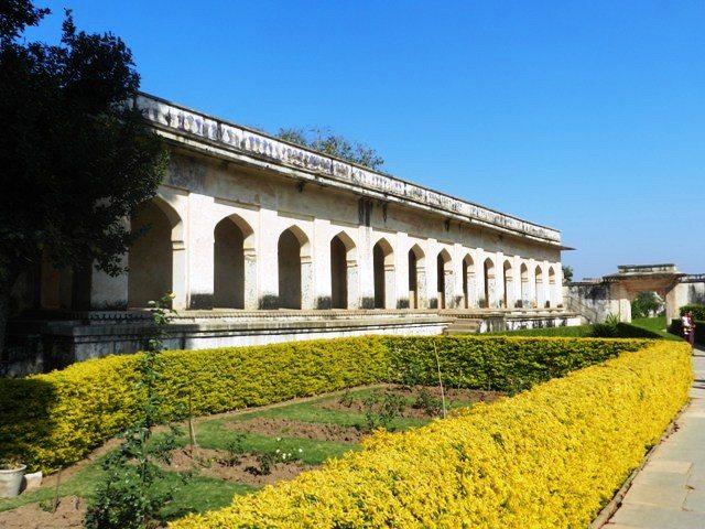 Padmni Palace Lawn