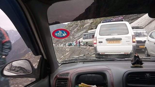 Rani Nallah remains only traffic hurdle