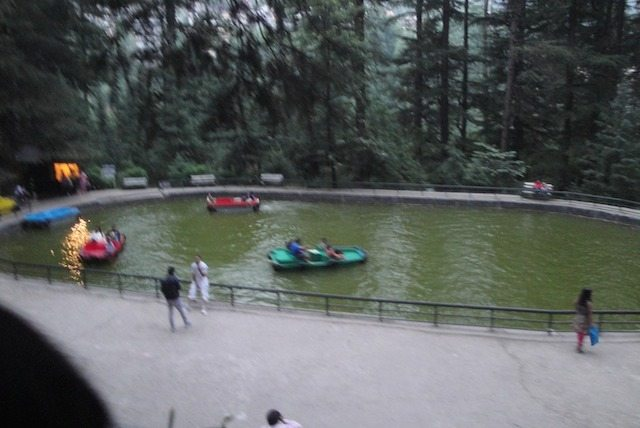 Small place near Van Vihar