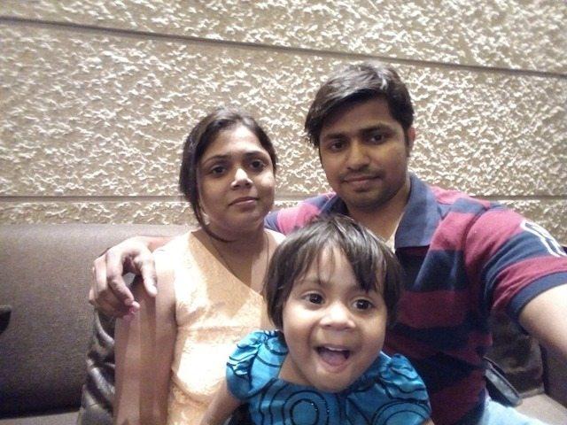 Family at Haveli, Murthal