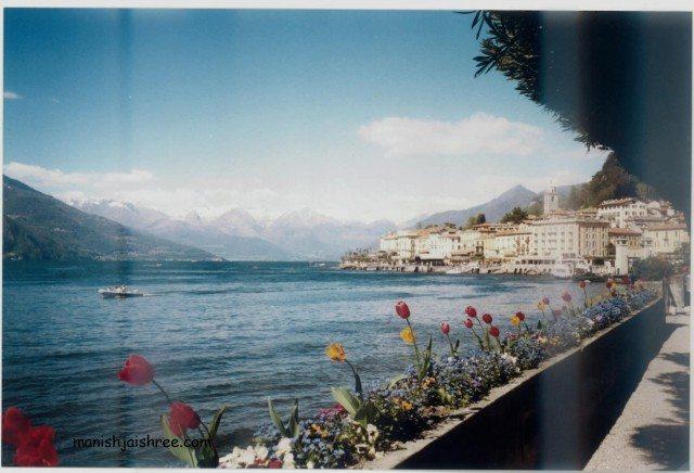 Bellaggio, Italy, 2004